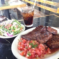 Photo taken at Lala's Argentine Grill by felipe r. on 4/22/2014