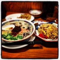 Photo taken at こちゃ麺亭 by Hiroshi O. on 12/1/2012