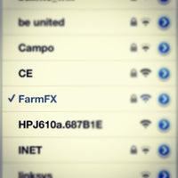 Photo taken at Farm#FX by Fabiano W. on 4/5/2013