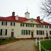 Photo taken at George Washington's Mount Vernon by Keith A. on 12/17/2012