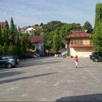 Photo taken at SMA 9 Binsus Manado by Maureen L. on 6/24/2013