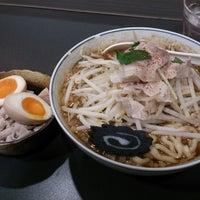 Photo taken at ら~めん 七琉門 (なると) by ゆうき on 11/9/2012