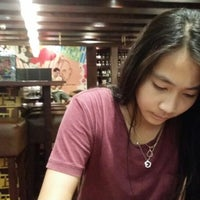 Photo taken at Max Brenner Chocolate Bar by Torey T. on 2/26/2014
