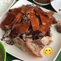 Photo taken at R G Baguio Lechon by Hanna D. on 11/18/2015