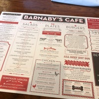 Photo prise au Barnaby's Cafe par Chris le4/7/2018