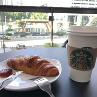 Photo taken at Starbucks by Nadia A. on 2/25/2017