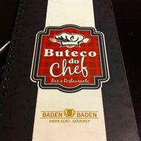 Photo taken at Buteco do chef - Restaurante & Bar by Clau F. on 5/4/2014