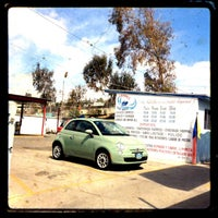Photo taken at Franks Carwash by Andy V. on 3/5/2014