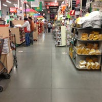 Photo taken at The Home Depot by Javier B. on 3/7/2013