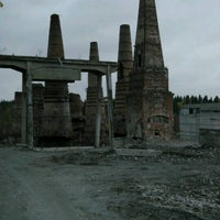 Photo taken at Заброшенный мраморно-известковый завод by Александр Е. on 9/28/2016
