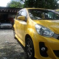 Photo taken at Car Wash Kampung Baru by Afieq on 11/25/2013