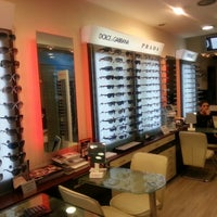 Photo taken at Renk Optik by Serdar on 12/17/2013