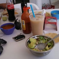 Photo taken at Tostadas y mariscos Don lupe by Christian P. on 3/14/2014