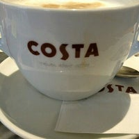 Photo taken at Costa Coffee by Eren B. on 8/16/2015
