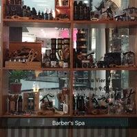 Foto tomada en The Barber's Spa México (San José Insurgentes) por Enrique C. el 6/4/2016