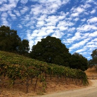Photo taken at Aver Family Vineyards by Ambar C. on 10/6/2012