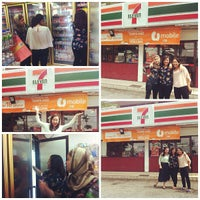 Photo taken at 7-Eleven by Hani F. on 1/24/2013