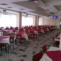 Photo taken at Studentski Restoran I by Stefan S. on 1/27/2014