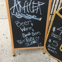 Photo taken at Antler Beer and Wine Dispensary by Jonathan W. on 7/12/2017
