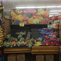 Photo taken at Key Food by Jonathan W. on 2/18/2017