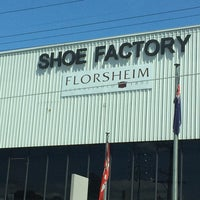 Photo taken at Florsheim Factory Outlet by Rohan K. on 11/18/2014