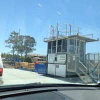 Photo taken at Burns Point Ferry by Linda P. on 12/29/2013