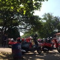Photo taken at Pintu Gerbang Utama by Etu on 5/23/2015