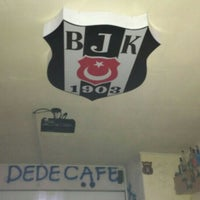 Photo taken at dede cafe by TC Sercan C. on 10/13/2015