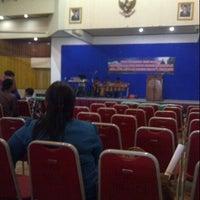 Photo taken at Sekolah Tinggi Ilmu Ekonomi Indonesia (STIESIA) by Frida S. on 1/13/2013