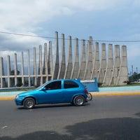 Photo taken at Monumento alos Constituyentes by Rafael S. on 4/30/2014