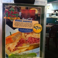 Photo taken at Pickles Plus Deli by Eatery A. on 10/14/2012