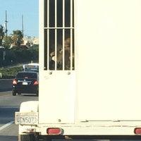 Photo taken at I-10 (San Bernardino Freeway) by Fenny F. on 5/15/2014
