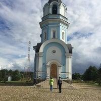 Photo taken at Храм святителя Николая Чудотворца by 🐠🐠🐠Karina🐟🐟🐟 on 8/26/2017