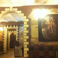 Photo taken at El Cairo Restaurant by Alberto S. on 6/1/2013