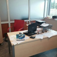 Photo taken at Hacettepe University European Union Office by Yusuf Y. on 10/6/2015