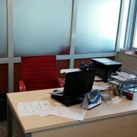 Photo taken at Hacettepe University European Union Office by Yusuf Y. on 7/27/2015