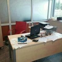 Photo taken at Hacettepe University European Union Office by Yusuf Y. on 10/8/2015