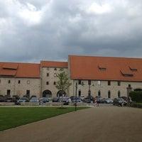 Photo taken at Hotel Kloster Haydau by H M. on 6/12/2013