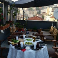 Photo taken at Terrace Inn by Cansu S. on 5/1/2015
