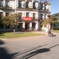Photo taken at Ayuntamiento de O Barco de Valdeorras by Silvia R. on 11/25/2013