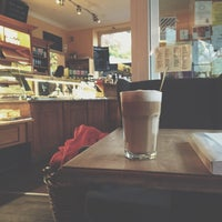 Photo taken at Café MAY by Claus L. on 10/22/2015