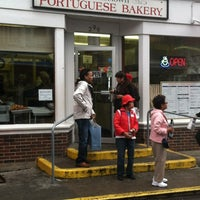 Photo taken at Provincetown Portuguese Bakery by Kayne on 10/14/2012