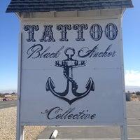 Black anchor collective hesperia ca for Black anchor collective tattoo