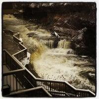 Photo taken at Sheraton Suites Akron/Cuyahoga Falls by Justin B. on 12/22/2012
