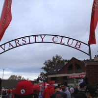 Photo taken at Varsity Club by Justin B. on 10/20/2012