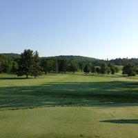 Photo taken at Elmira Country Club by Justin B. on 6/15/2013