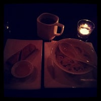 Photo taken at Thai Elephant Cafe by Catherine B. on 11/12/2013
