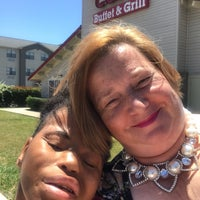 Photo taken at Golden Corral by Connie W. on 5/14/2017