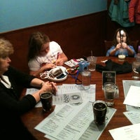 Photo taken at Backcountry Pizza & Tap House by Jon H. on 11/26/2012
