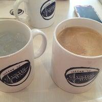 Photo taken at Austin Chase Coffee by Jen on 12/29/2012